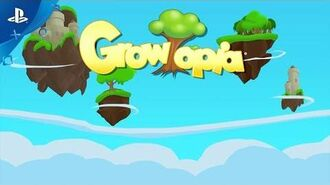 Growtopia - Launch Trailer PS4
