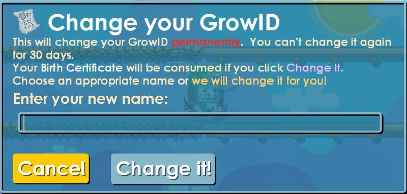 Birth Certificate | Growtopia Wiki | FANDOM powered by Wikia