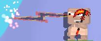 Fire scythe