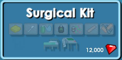 Surgery-kit