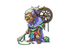 Grandmother Weaver