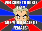 Oak Noble Team