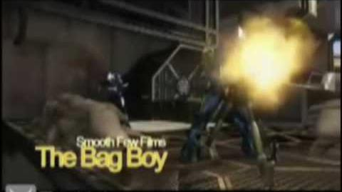 The Bag Boy (Halo Machinima) in italiano