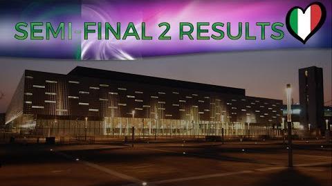 Grandvision Song Contest 5 Semi Final 2 Results