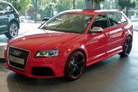 Audi RS3 Sportback 2.5 TFSI quattro S tronic Misanorot