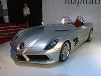 Mercedes-Benz SLR Stirling Moss McLaren