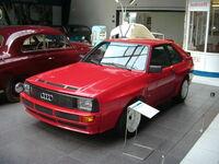 Audi Urquattro im EFA-Museum für Deutsche Automobilgeschichte in Amerang im Chiemgau (7555139086)
