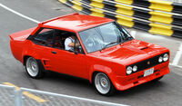 Fiat 131 Abarth, Bangsaen Speed Festival 2007