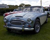 Austin Healey 3000 MkIII (4591864903)