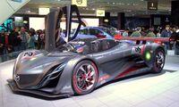 Mazda Furai Detroit 2008