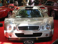 CLK GTR front