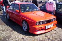 BMW M3 e30 PL