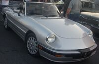Alfa Romeo Mk3 Spider (Orange Julep)