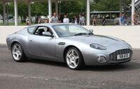 Aston Martin DB7 Zagato - Flickr - exfordy