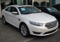 2013 Ford Taurus SHO Facelift