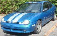 '96-'99 Dodge Neon R-T Coupe