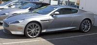 2012 Aston Martin Virage coupé