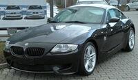 BMW Z4 M Coupé front 20100328