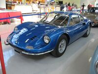 Dino 246-GT Front