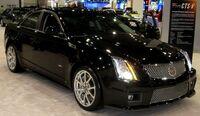 2009 Cadillac CTS-V--DC
