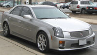 1st Cadillac CTS-V -- 12-08-2009