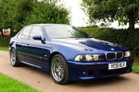 BMW M5 E39 (Blue)