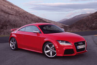 2009 Audi TT (8J MY10) RS coupe (2009-12-05) 01