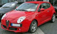 Alfa Romeo MiTo 1.4 TB front