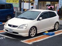 Honda Civic Type R (EP3) 1