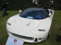 Ford GT90 Front