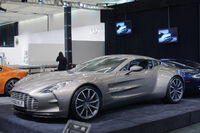 Aston Martin One-77 - Flickr - skinnylawyer
