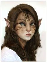 Furry girl by jachymkuikka-d6ht3a4
