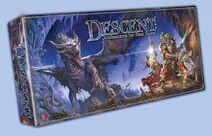 Descent Journeys in the Dark-box