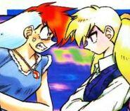 Shiro vs tamamo