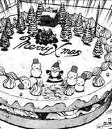 Marin cake