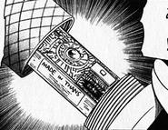 Seirei Seki Quartz Jintsuu Kon