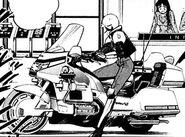 ICPO Motorcicle