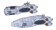 Ship izumoclass d
