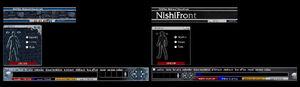 Nishifront comparison