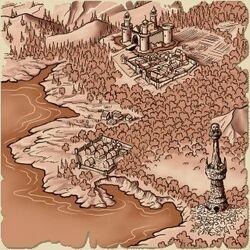 Solhaven map