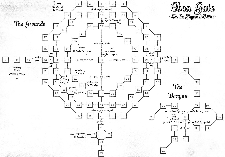Ebon Gate 2014 Item List Gsguide Wiki Fandom Powered By Wikia Helm Snail 315 Black Yellow Eg Map In Greyscale