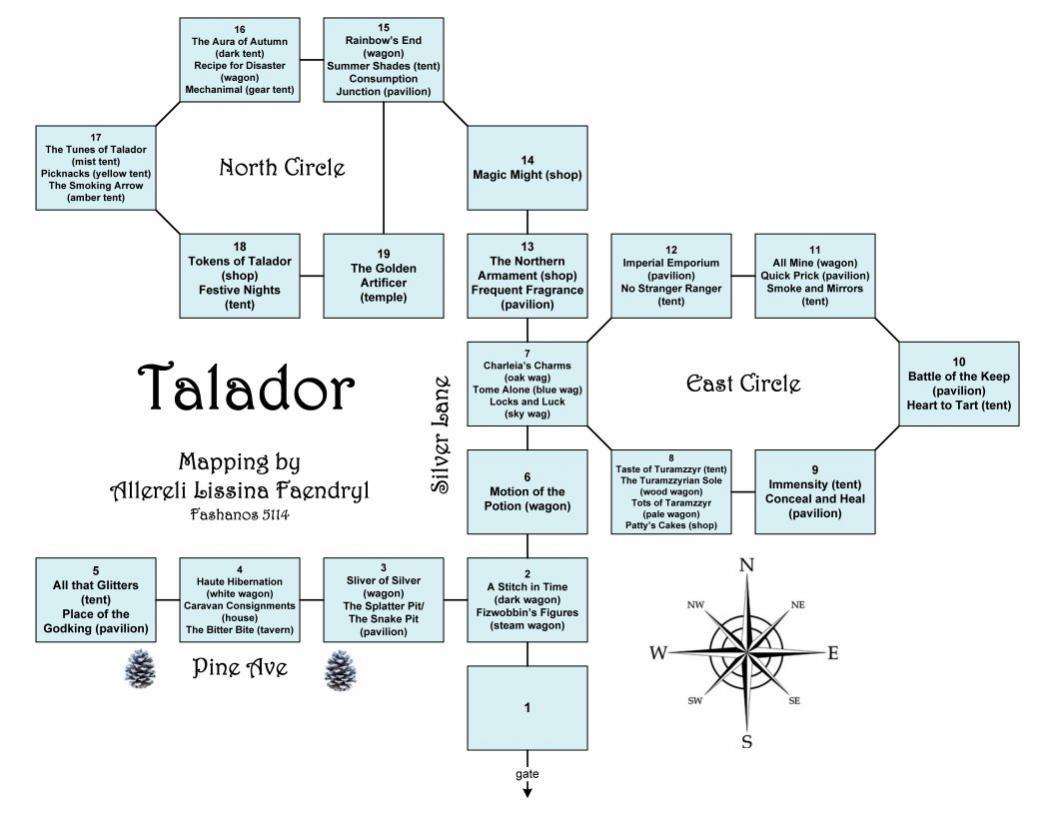 Talador Baronial Coronation Festival | GSGuide Wiki | FANDOM