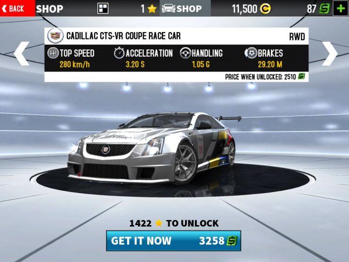 Cadillac CTSVR Coup Race Car  GT Racing Wiki  FANDOM powered