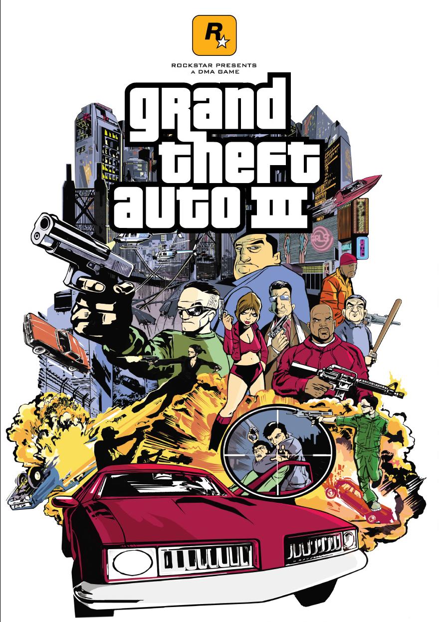 Grand Theft Auto III   GTA Liberty Wiki   FANDOM powered by