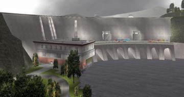 File:Cochrane Dam.jpg