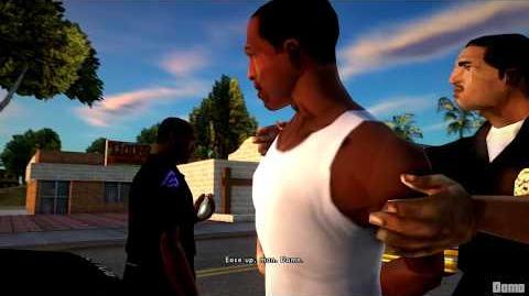 GTA San Andreas MOD SPOTLIGHT - SA DirectX 2.0 gameplay
