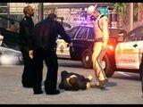 Liberty City Police Brutality