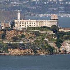 Real life Alcatraz.