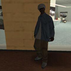 First San Fierro criminal