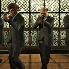 These masks initially convinced players to believe that Piggsy would be in the game as a cameo.